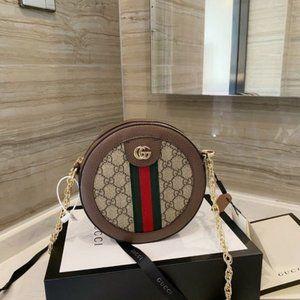 💛Brand new Gucci Round Ophidia Crossbody Bag